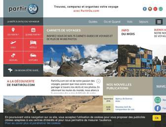 partirou.com screenshot