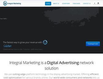 Thumbshot of Integral-marketing.com