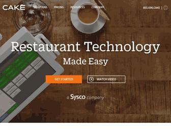 trycake.com screenshot