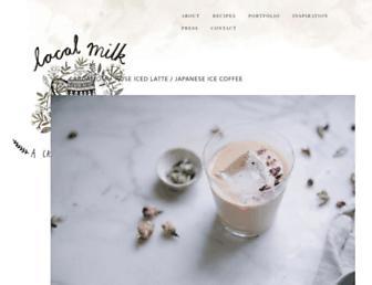 Thumbshot of Localmilkblog.com
