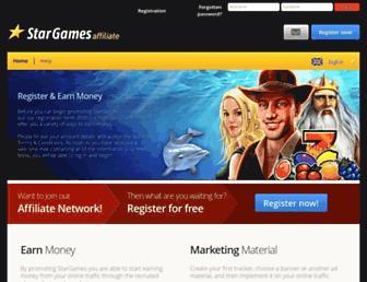 Thumbshot of Stargamesaffiliate.com