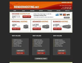 Thumbshot of Renderhosting.net