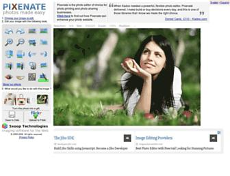 Thumbshot of Pixenate.com