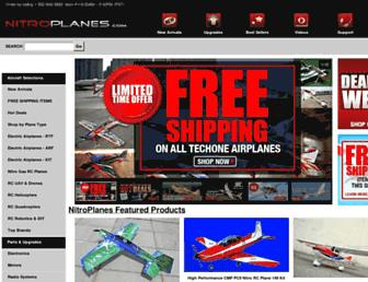 Thumbshot of Nitroplanes.com