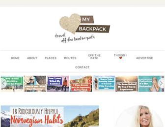 Thumbshot of Heartmybackpack.com