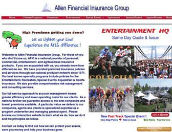 eqgroup.com screenshot