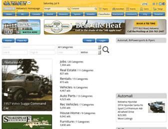 classifieds.castanet.net screenshot
