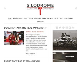 silodrome.com screenshot