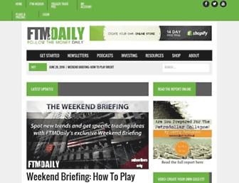 Thumbshot of Ftmdaily.com