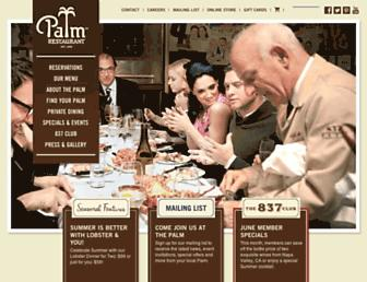 Thumbshot of Thepalm.com
