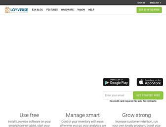 loyverse.com screenshot