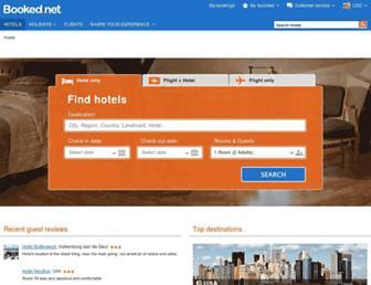 Thumbshot of Booked.net