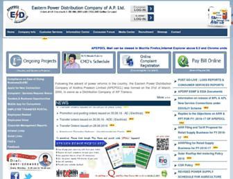 apeasternpower.com screenshot