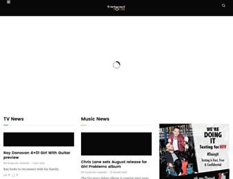 entertainment-focus.com screenshot