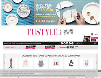 Thumbshot of Tustyle.it