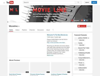 Thumbshot of Movieline.com