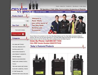 radio-accessories.com screenshot