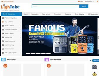 Thumbshot of Lightake.com