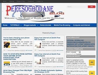 peresogbodane.blogspot.com screenshot