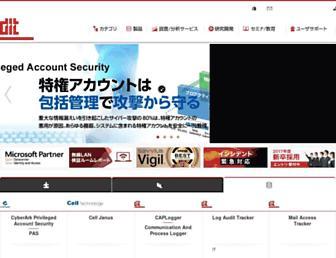 dit.co.jp screenshot