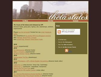 thetastates.com screenshot