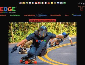 edgeboardshop.com screenshot
