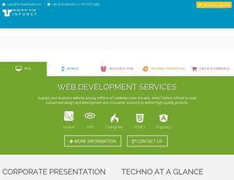 technoinfonet.com screenshot