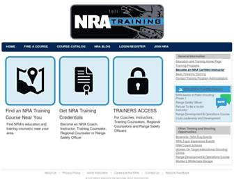 Thumbshot of Nrainstructors.org