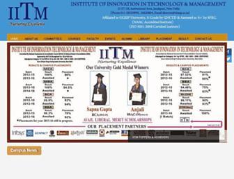 iitmjp.ac.in screenshot