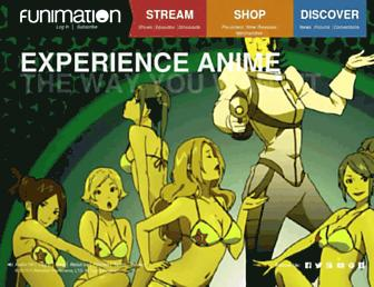 Thumbshot of Funimation.com