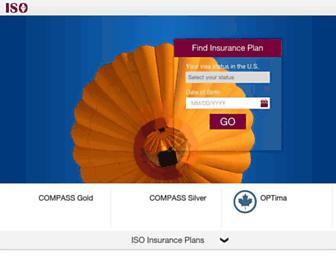 isoa.org screenshot