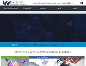 Thumbshot of Ovh.ca