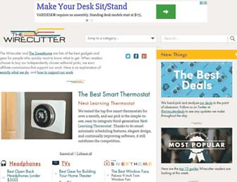 thewirecutter.com screenshot