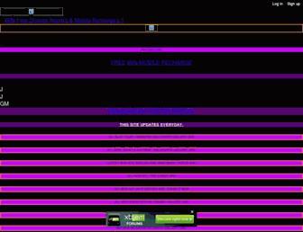 zoypichd.mywibes.com screenshot