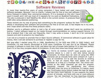 softerviews.org screenshot