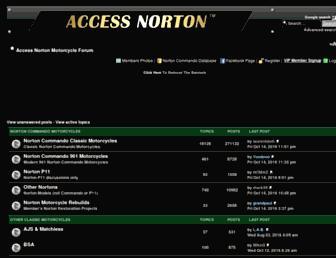 accessnorton.com screenshot