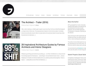 blog.miragestudio7.com screenshot
