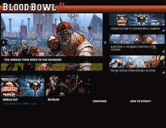 Thumbshot of Bloodbowl-game.com
