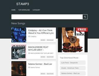 stamp3.com screenshot
