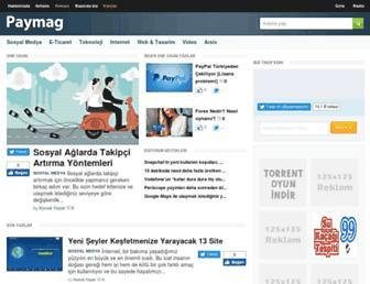 Thumbshot of Paymag.com