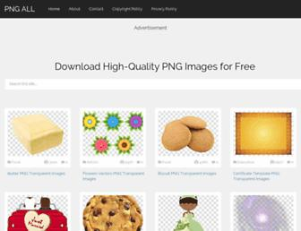 pngall.com screenshot