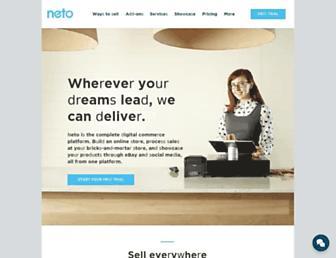 Thumbshot of Neto.com.au