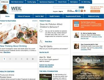 Thumbshot of Drweil.com