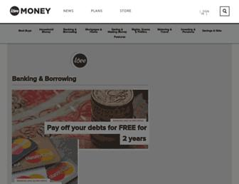 lovemoney.com screenshot