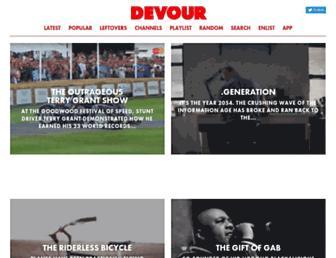 Thumbshot of Devour.com