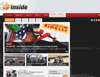 gp-inside.com screenshot