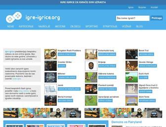igre-igrice.org screenshot