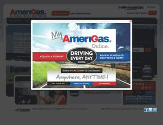 Thumbshot of Amerigas.com