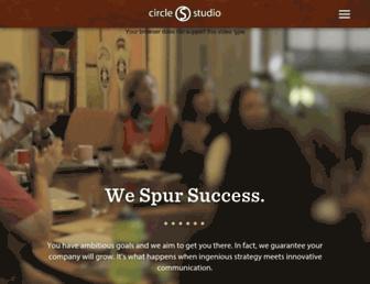circlesstudio.com screenshot