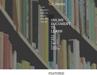 docgo.net screenshot